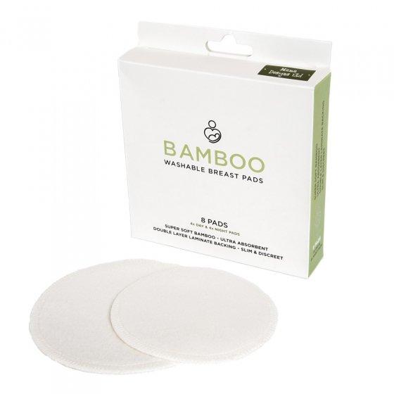 Mama Designs Bamboo Breast Pads