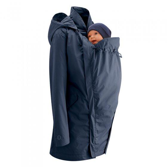 Mamalila Dublin Babywearing Rain Coat - Navy
