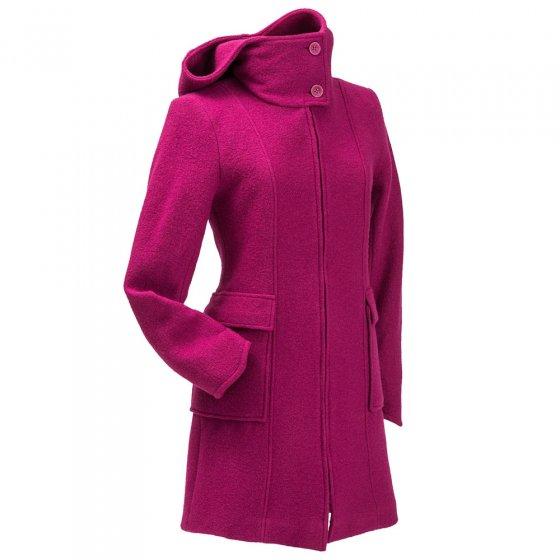 Mamalila Wool berry Babywearing Coat
