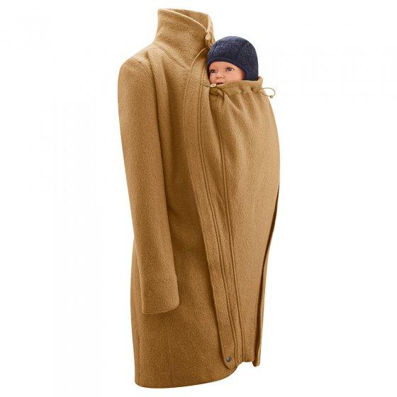 Mamalila Eco Wool Oslo Babywearing Coat - Camel