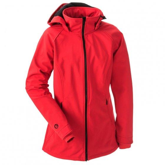 Mamalila Softshell Red Babywearing jacket