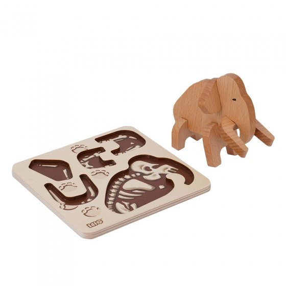 Bajo Mammoth Puzzle and Sorter