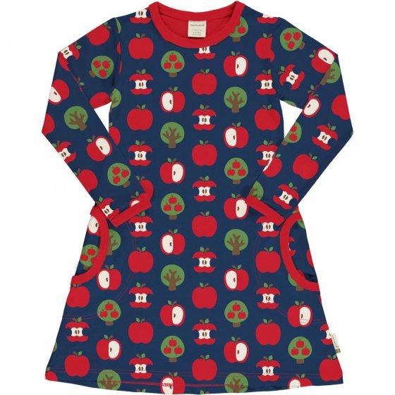 Maxomorra Apple LS Dress
