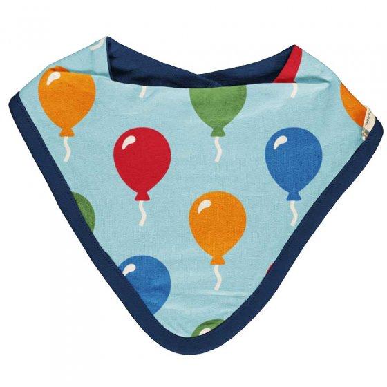 Maxomorra Balloon Dibble Bib