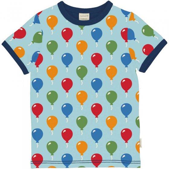 Maxomorra Balloon SS Top