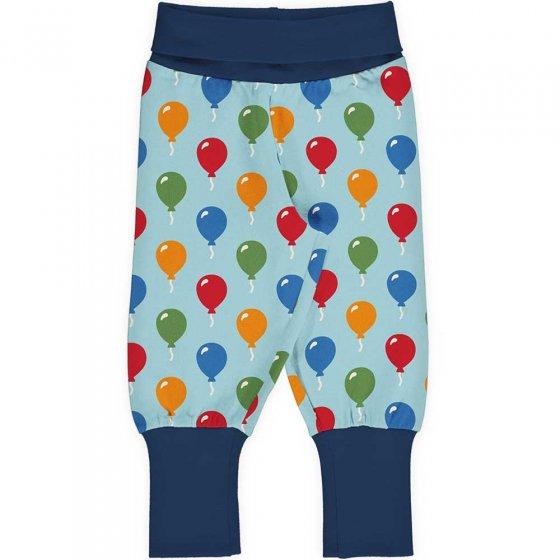 Maxomorra Balloon Rib Pants