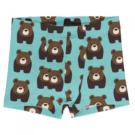 Maxomorra Bear Boxer Shorts
