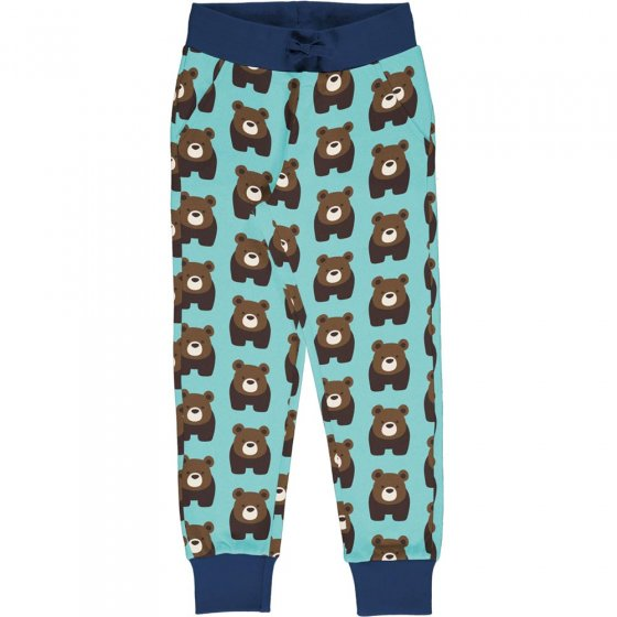 Maxomorra Bear Sweatpants