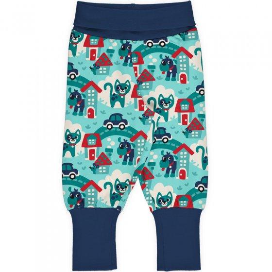 Maxomorra Town Rib Pants