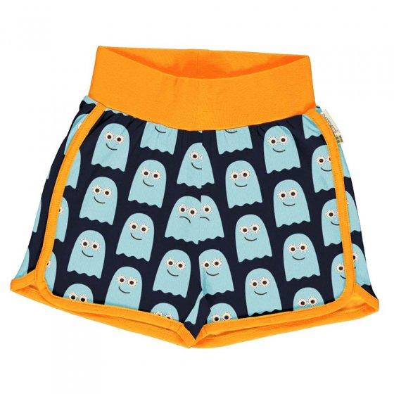 Maxomorra Classic Ghost Runner Shorts