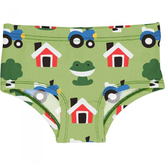 Maxomorra Forest Farm Hipster Briefs