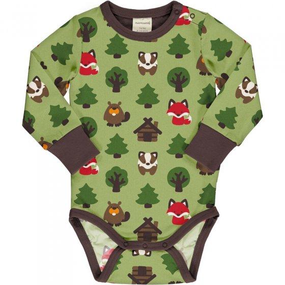 Maxomorra Green Forest LS Body