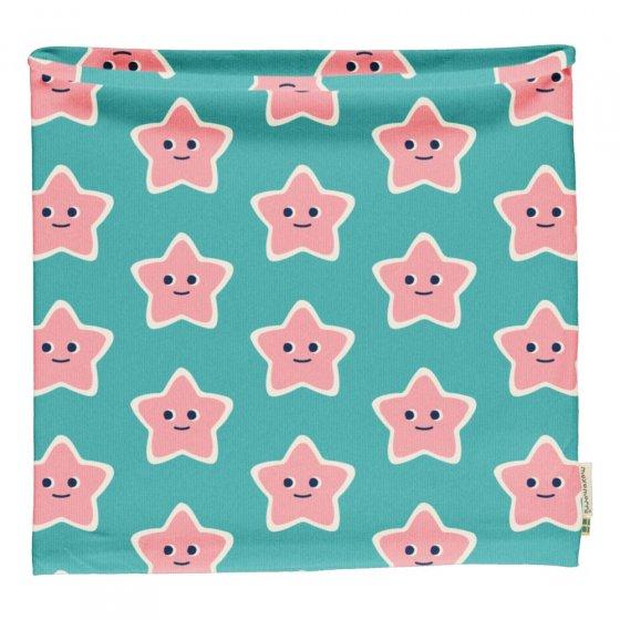 Maxomorra Starfish Tube Scarf