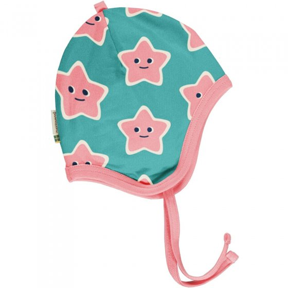 Maxomorra Starfish Helmet Hat