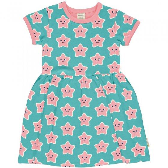 Maxomorra Starfish SS Spin Dress