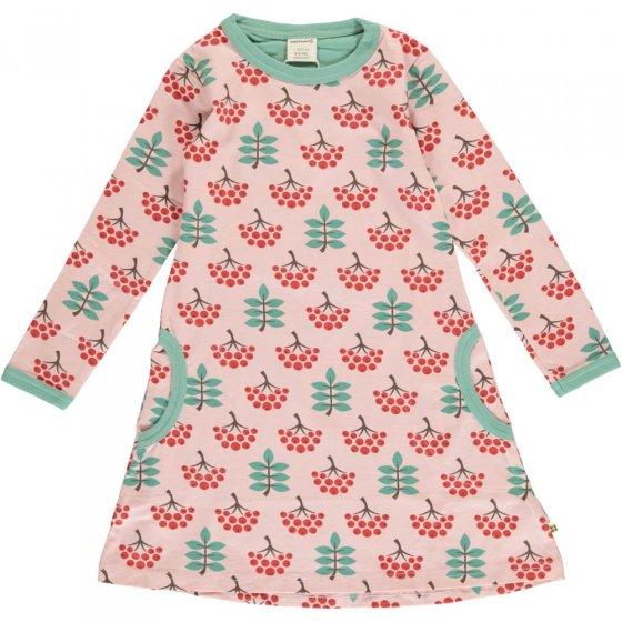 Maxomorra Ruby Rowanberry LS Dress