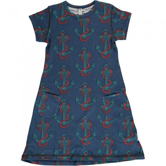 Maxomorra Anchor SS Dress