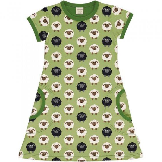 Maxomorra Sheep SS Dress