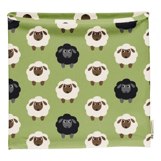 Maxomorra Sheep Tube Scarf