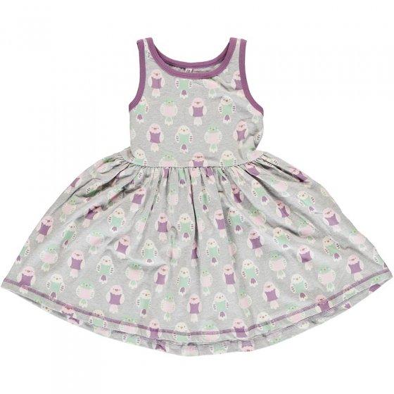 Maxomorra Budgie Sleeveless Spin Dress