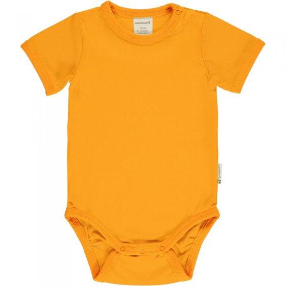 Maxomorra Solid Tangerine SS Body