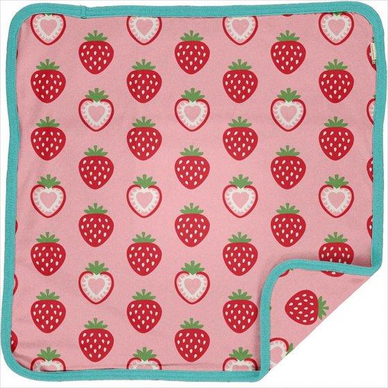 Maxomorra Strawberry Cushion Cover