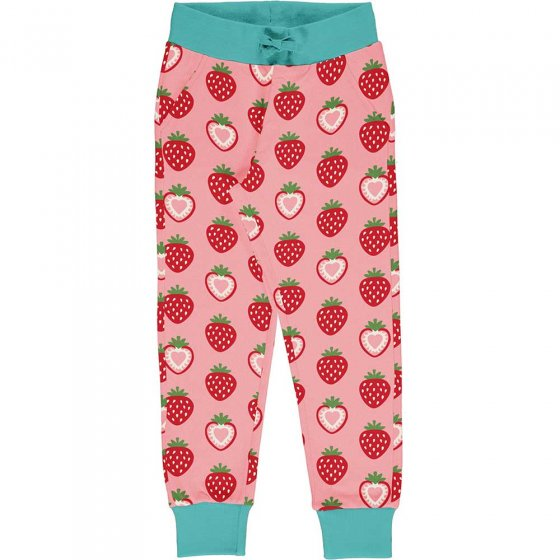 Maxomorra Strawberry Sweatpants