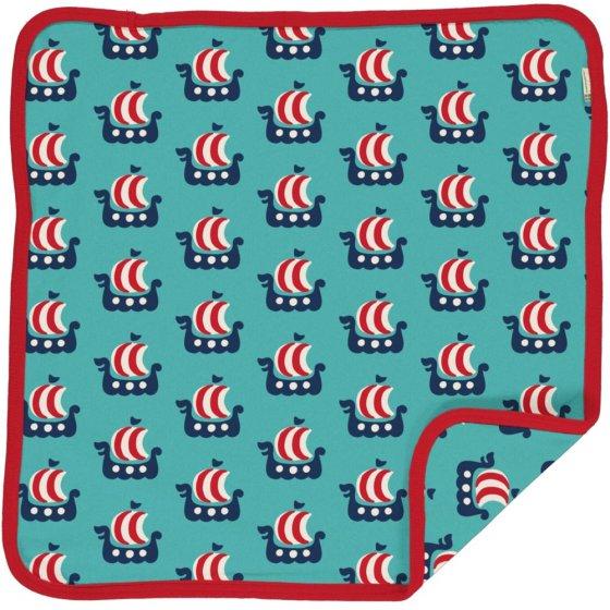 Maxomorra Viking Ship Cushion Cover