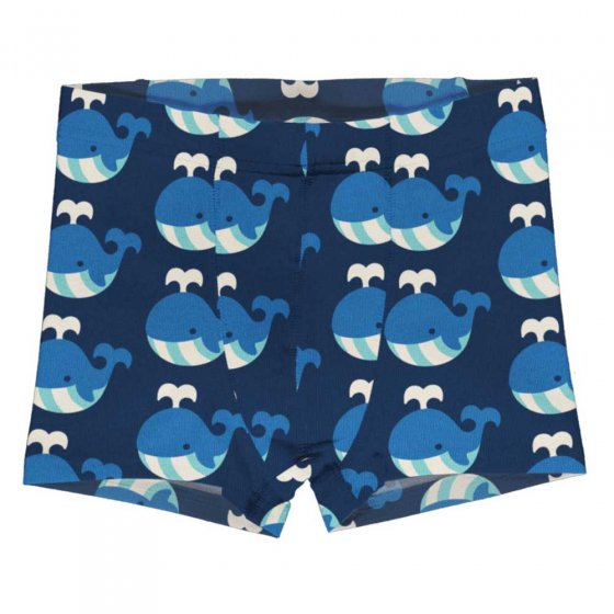 Maxomorra Whale Boxer Shorts