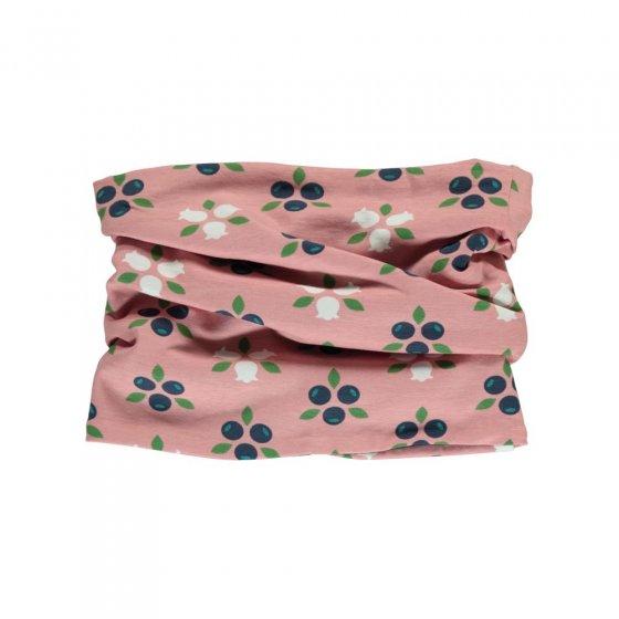 Maxomorra Blueberry Blossom Scarf Tube