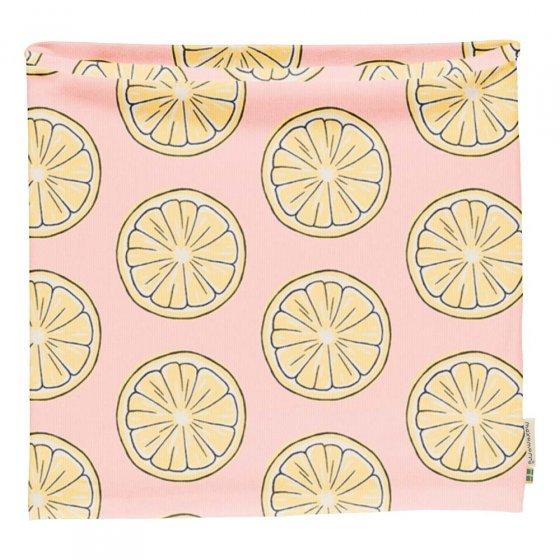 Maxomorra Fresh Lemon Tube Scarf