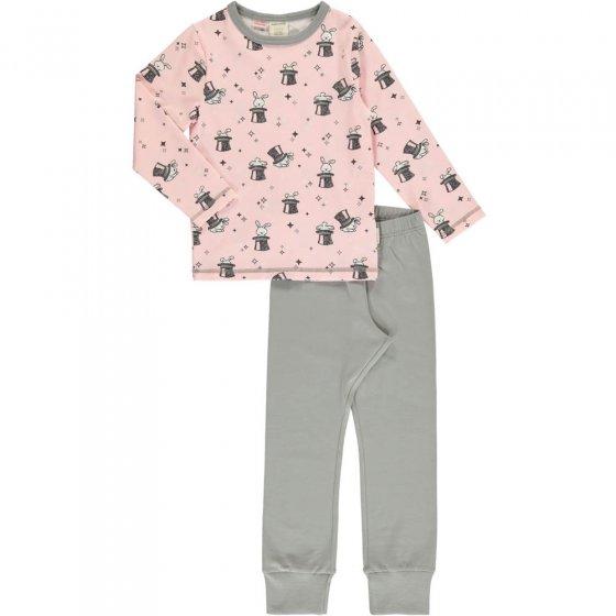 Maxomorra Magic Rabbit LS Pyjamas