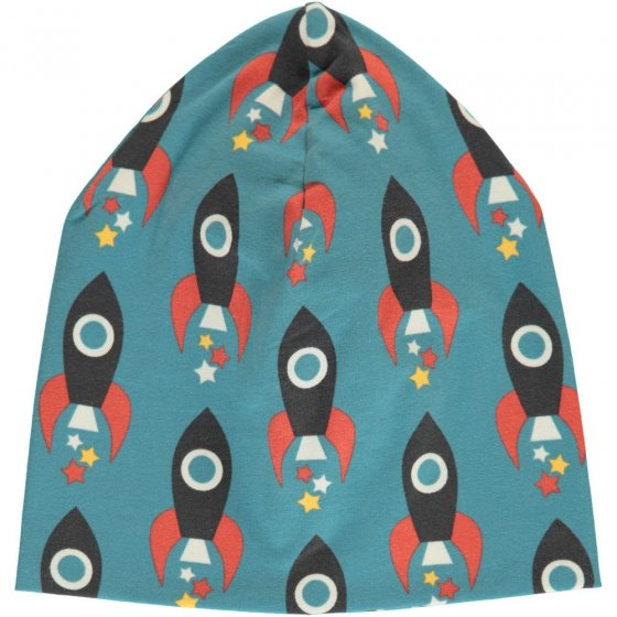Maxomorra Moon Rocket Regular Hat
