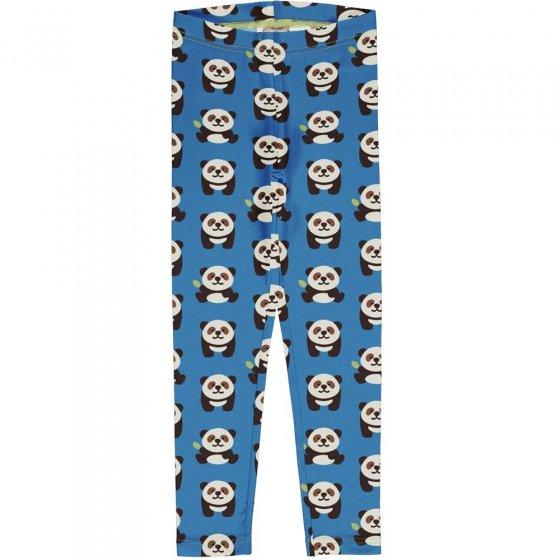 Maxomorra Playful Panda Leggings