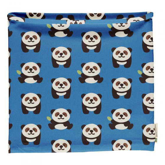 Maxomorra Playful Panda Scarf Tube