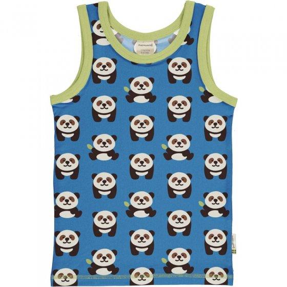 Maxomorra Playful Panda Tank Top