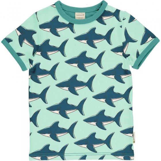 Maxomorra Shark SS Top