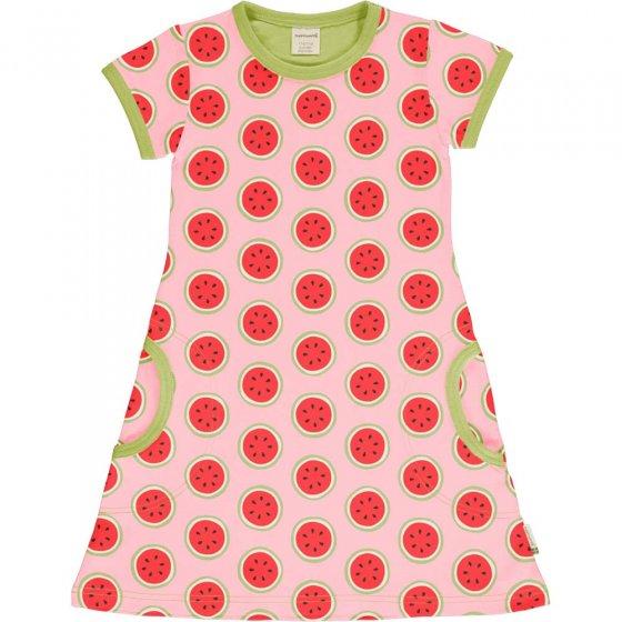 Maxomorra Watermelon SS Dress