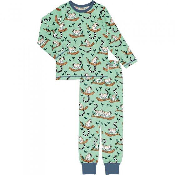 Meyadey Maki Jungle LS Pyjama Set