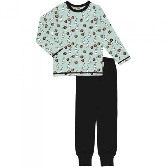 Meyadey Milk & Cookies LS Pyjamas
