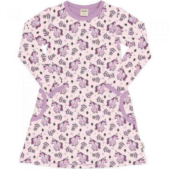 Meyadey Unicorn Jungle LS Dress