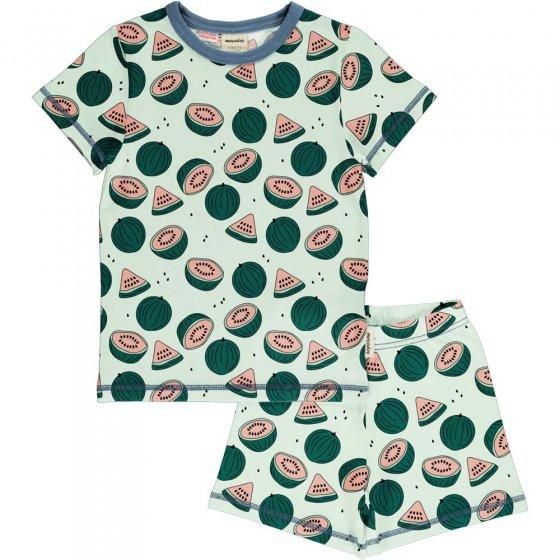 Meyadey Watermelon SS Pyjama Set