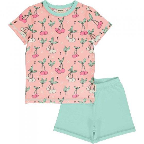 Meyadey Cherry Kiss SS Pyjamas