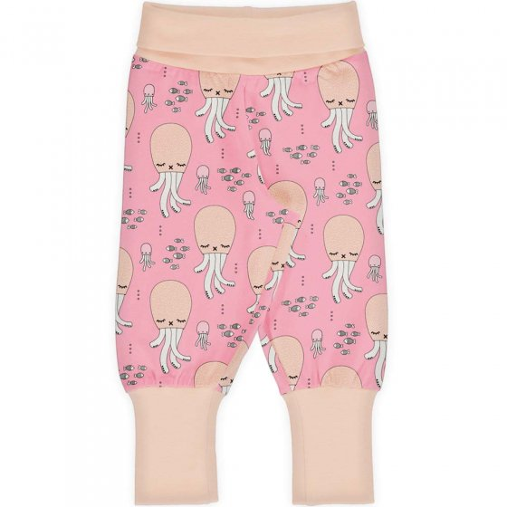 Meyadey Cute Squid Rib Pants