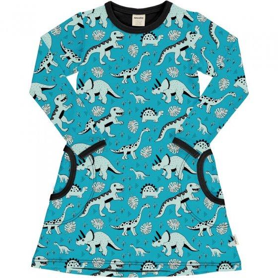 Meyadey Dino Forest LS Dress