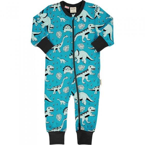 Meyadey Dino Forest LS Romper Suit