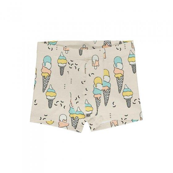 Meyadey Ice Cream Confetti Boxer Shorts