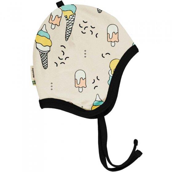 Meyadey Ice Cream Confetti Helmet Hat