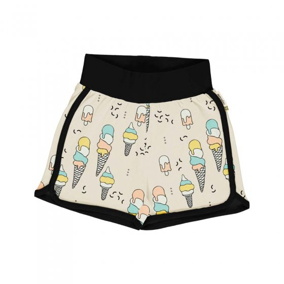 Meyadey Ice Cream Confetti Runner Shorts