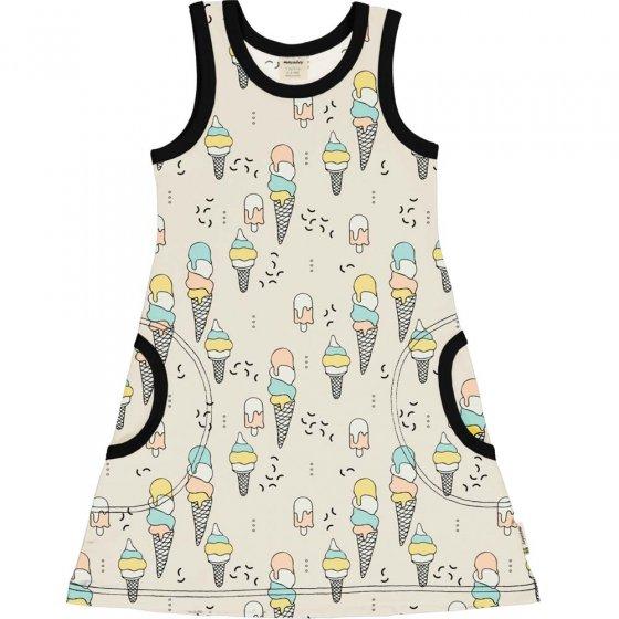 Meyadey Ice Cream Confetti Sleeveless Dress